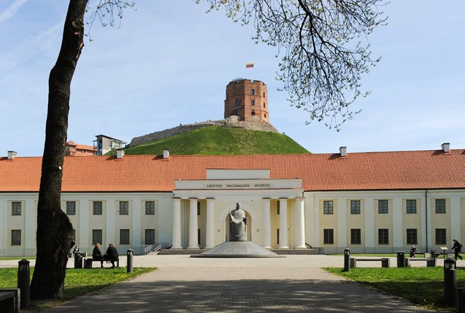 Gediminas Castle (Lithuanian National Museum)